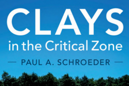 Book Cover of Clays in the Critical Zone